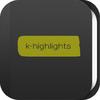 k-highlights